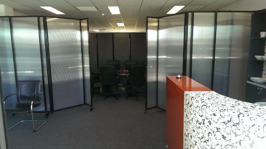 Wall Partitions for Meeting Room - Portable Partitions
