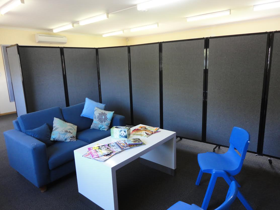 Wall Partition for Meeting and Consultations - Portable Partitions