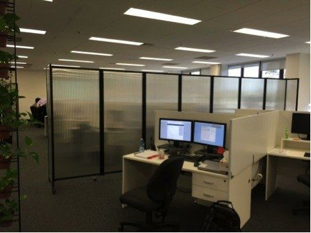 Office Partitions – The Key to Creating a Productive Work Environment for all Departments - Portable Partitions