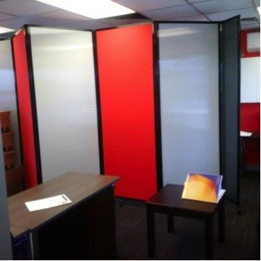 flexible corporate room divider wall - Portable Partitions