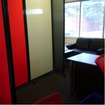 mobile office partitions