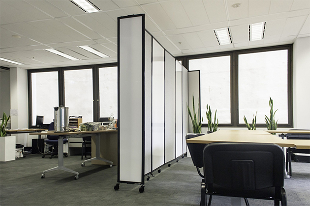 Stylish and Durable Room Dividers - Portable Partitions