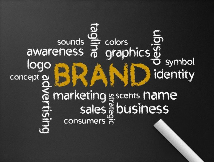 Identify your brand- portable partition