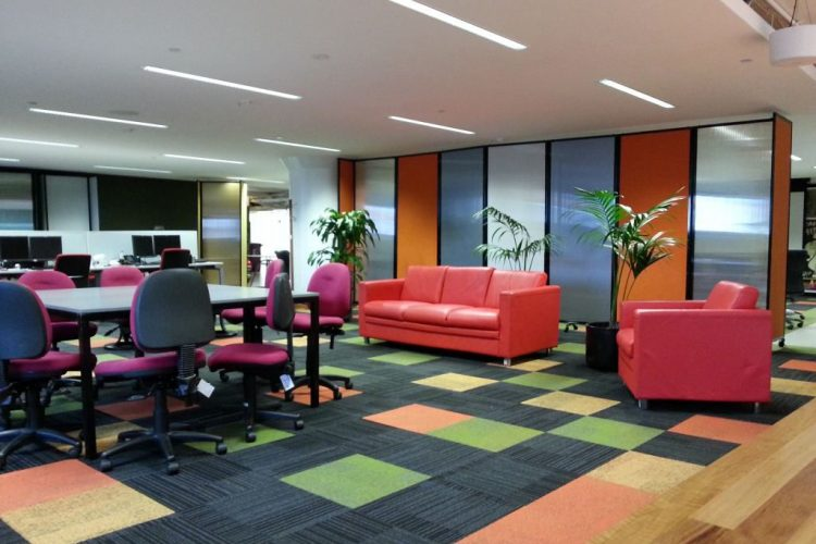 Style, comfort and versatility in Australian offices, no longer an extravagant expense – Jones Lang LaSalle - Portable Partitions