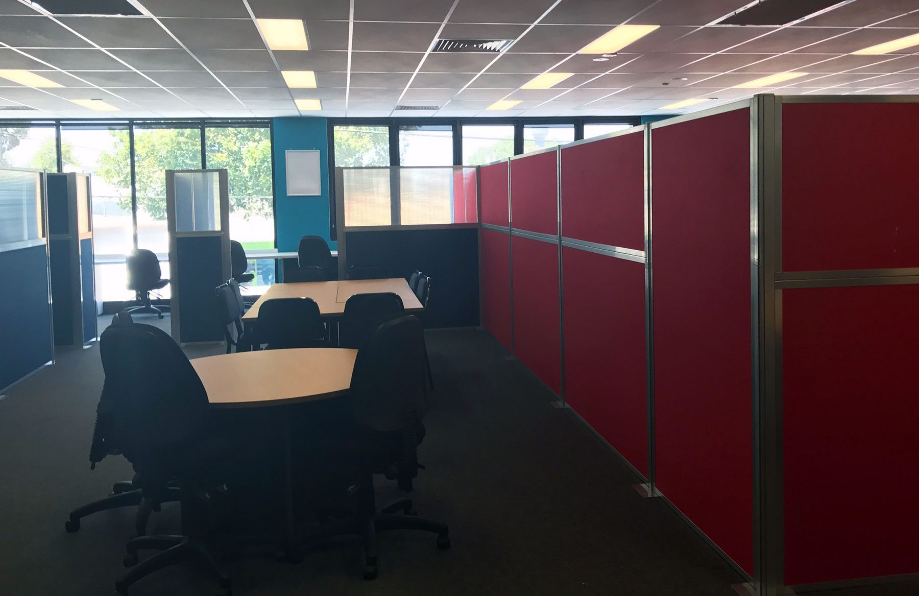 Partition Walls For office - Portable Partitions