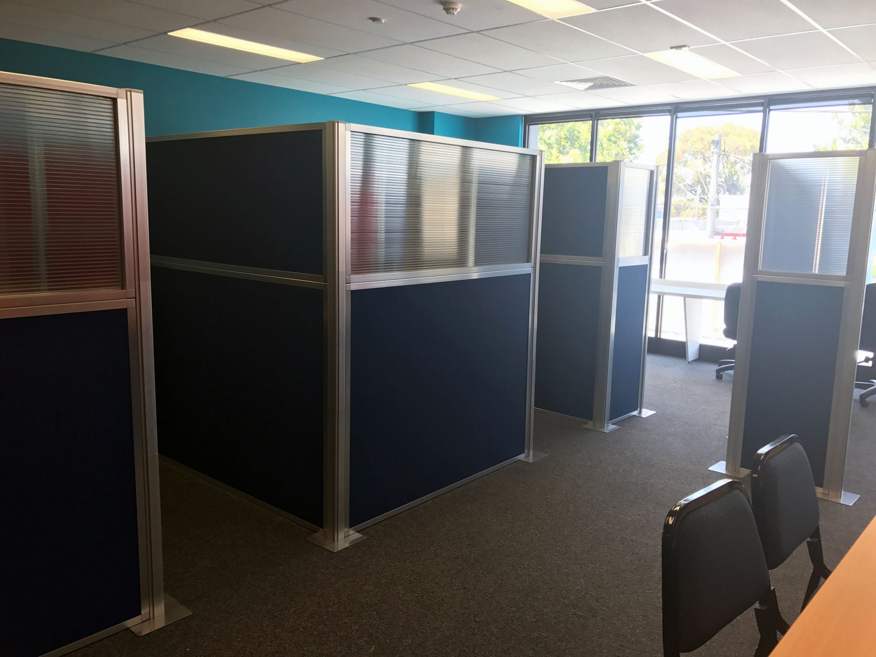 Best Office Space Furniture - Portable Partitions