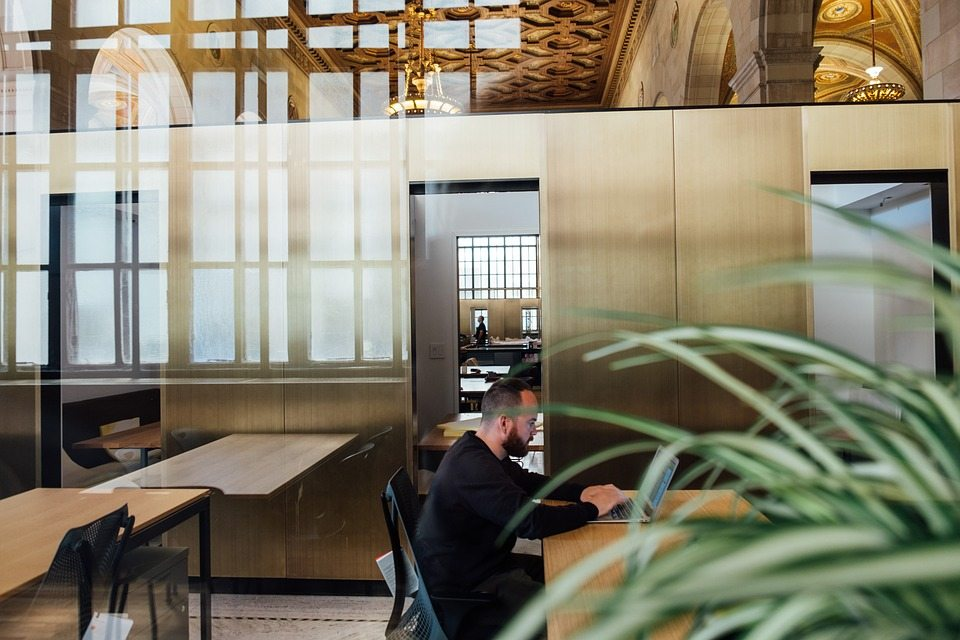 Go green a healthy environment for your office- portable partition