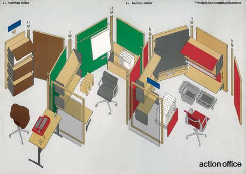 different varieties of temporary walls for your workspace - portable partition