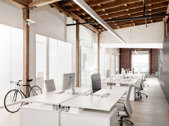 slider transparent divider for your small office area- portable partition
