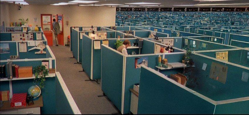 open cubical office partition- portable partition