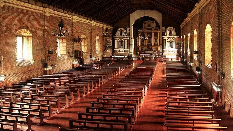 Sliding Partition Walls for Churches and Religious