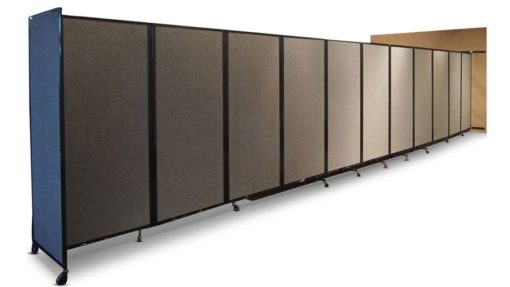 360 Acoustic Room Divider Wall-Mountable (Fabric)