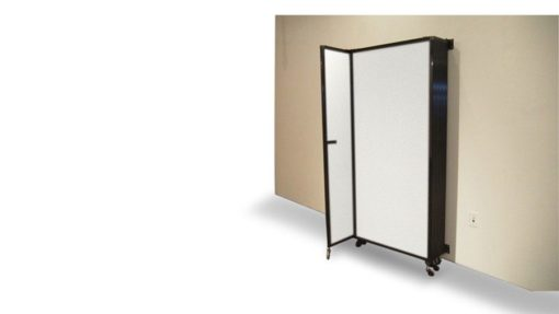 Straight Wall Acoustic Partition Wall Mountable (Fabric)