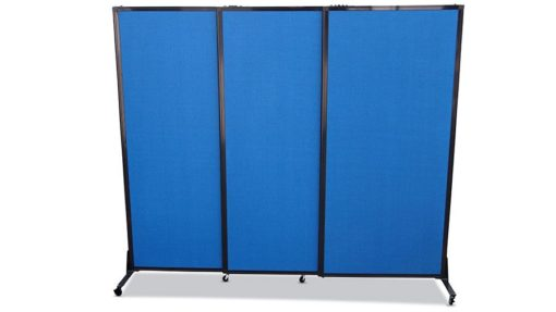 Afford-a-wall Folding Room Divider (Polycarbonate)