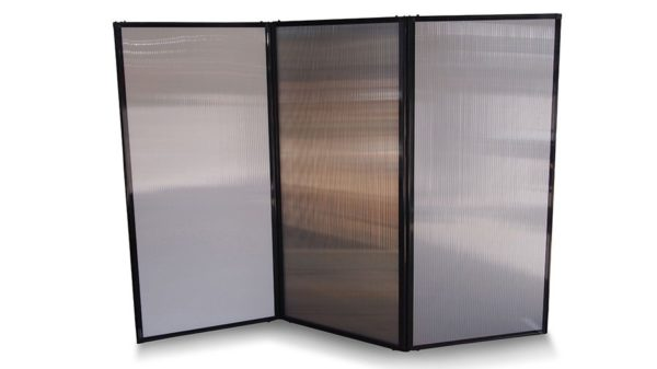 privacy screen polycarbonate