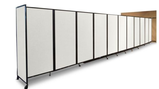 360 Acoustic Room Divider Wall-Mountable