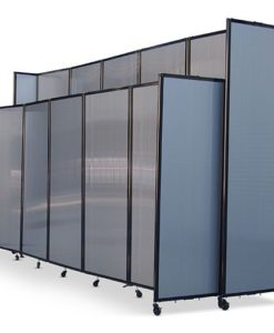Gray dividers polycarbonate2 heights