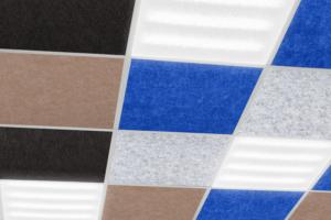 SoundSorb Ceiling Tiles - Portable Partitions