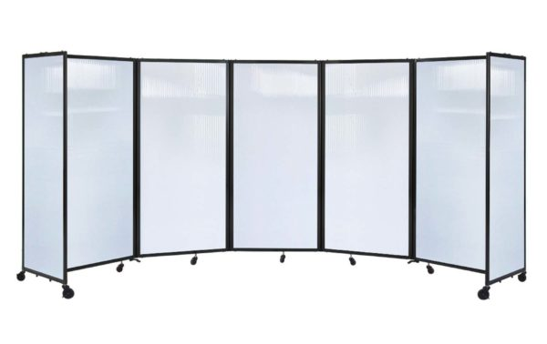 360 Acoustic Portable Room Divider (Polycarbonate)