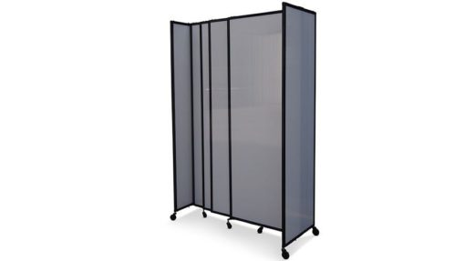 StraightWall Acoustic Portable Partition (Polycarbonate) - Portable Partitions