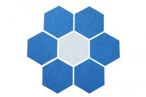 SoundSorb Acoustic Panels (Wall-Mounted) - Portable Partitions