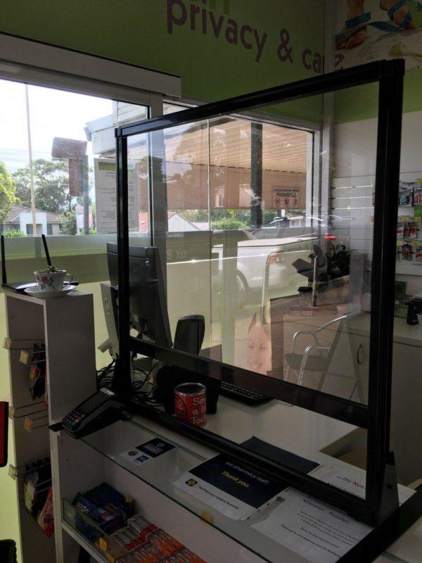 Health Protection Screen in Australia