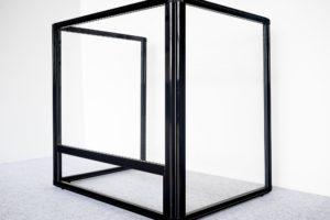 Single Panel Perspex Screen - Freestanding
