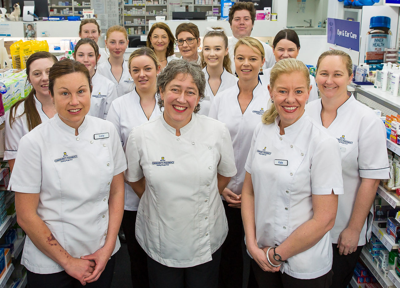 Case Study Moss Vale Pharmacy Installs Countertop Workplace Protection Screen To Keep Staff Safe from COVID-19