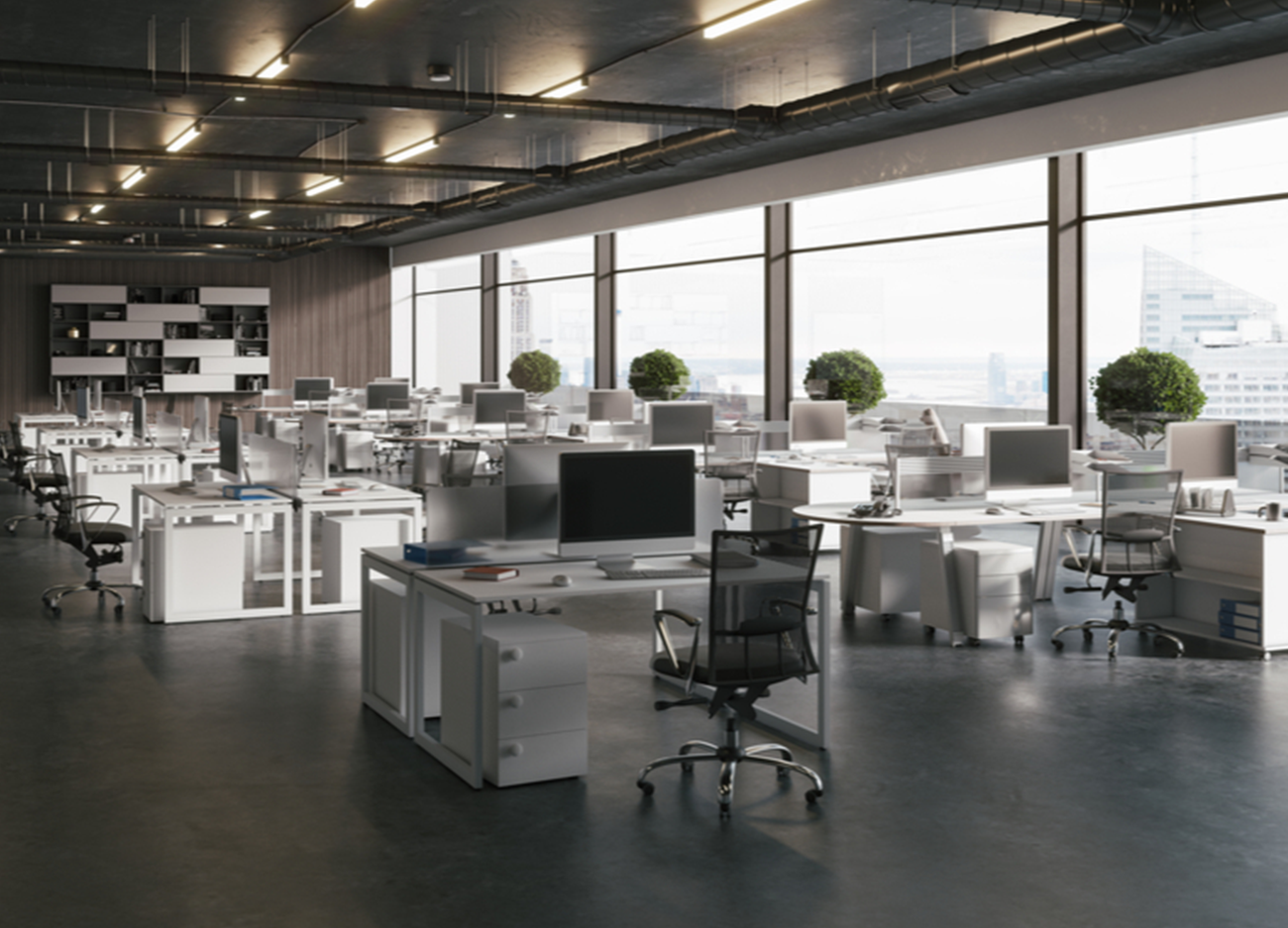 COVID-19 & The Transformation of the Australian Office Space