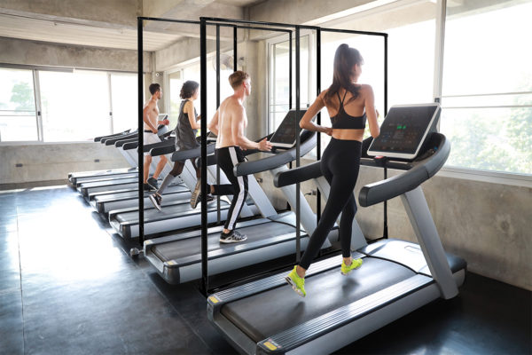 Gym Panel
