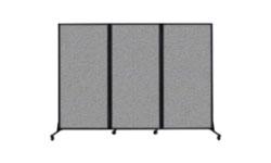 Straightwall Room Divider Fabric