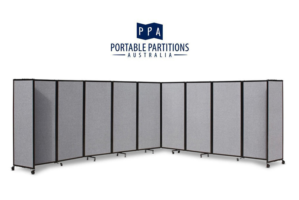 Single Panel Mobile Clear Divider