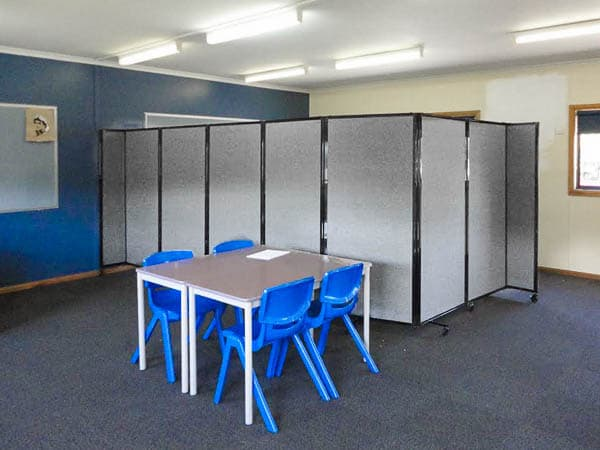 Create Calm Space in the Classroom for those who need it the most