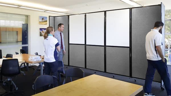 Facilitate Collaboration with Portable Whiteboards for Classroom