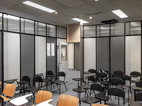 Create an extra classroom out of thin air with Learning Center Dividers