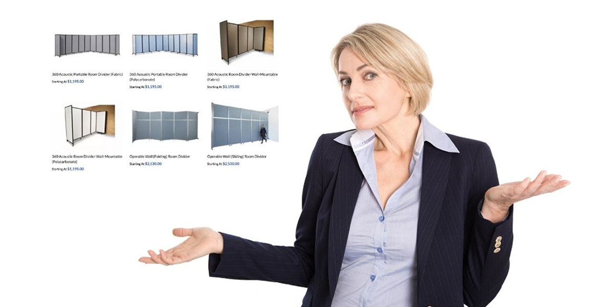How to choose the right office partitions