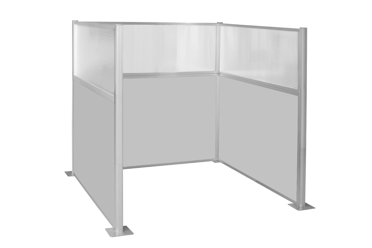 How to set up your modular office cubicles