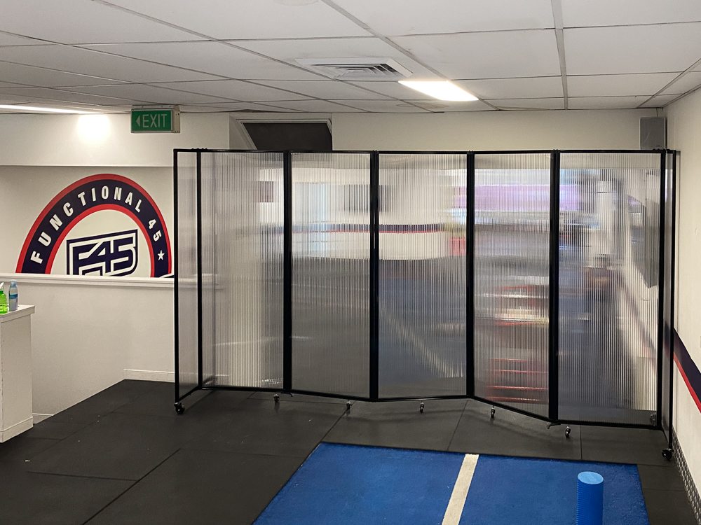 Portable Gym Dividers & Sports Room Dividers