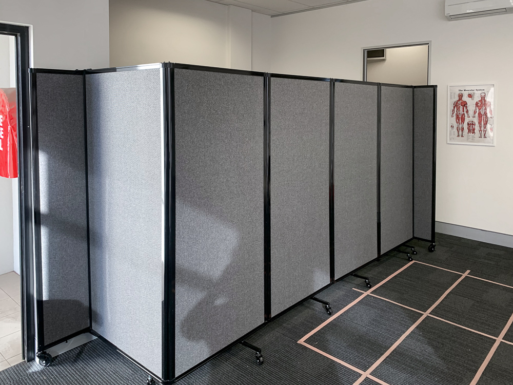 Why Use Portable Gym Dividers?