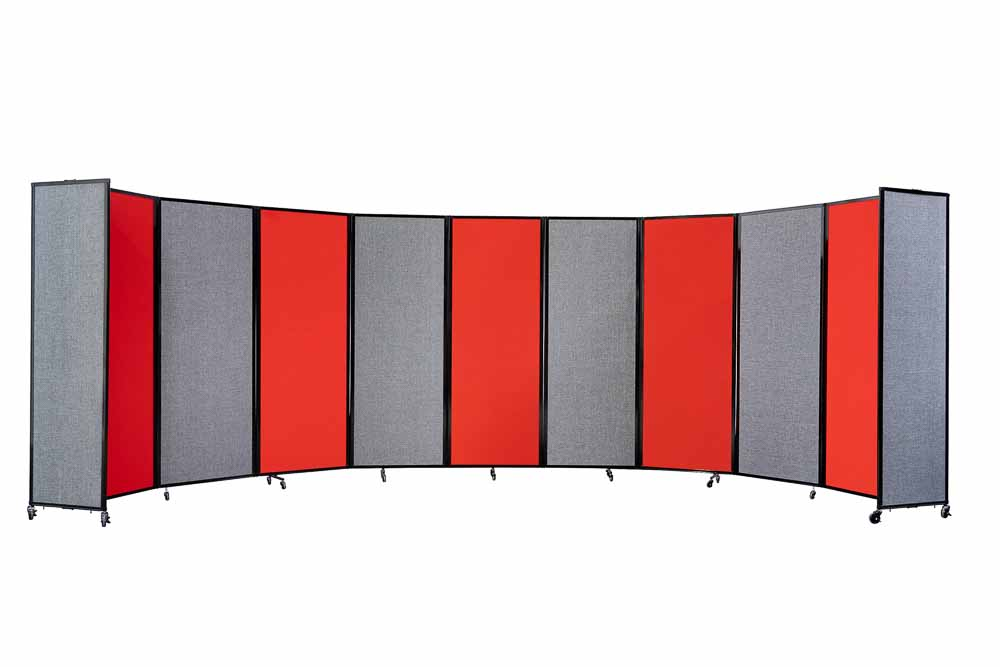 Host more simultaneous activities with Daycare Room Dividers